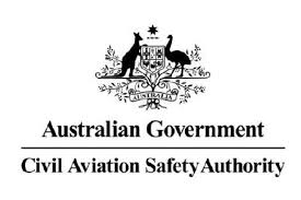 Australian Civil Aviation Safety Authority Logo